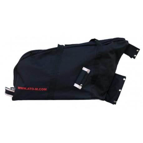 Taška ATO-M na vozík Žeryk - černá