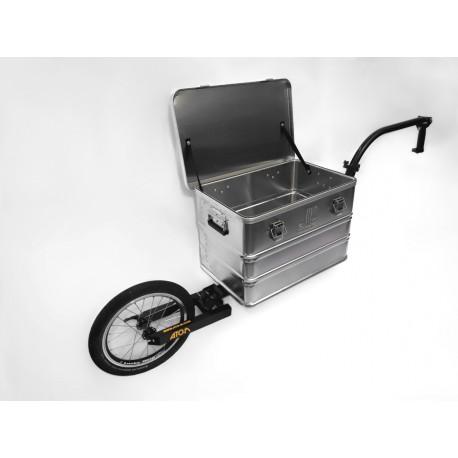 ATO-M Boxer - nákladní vozík za kolo