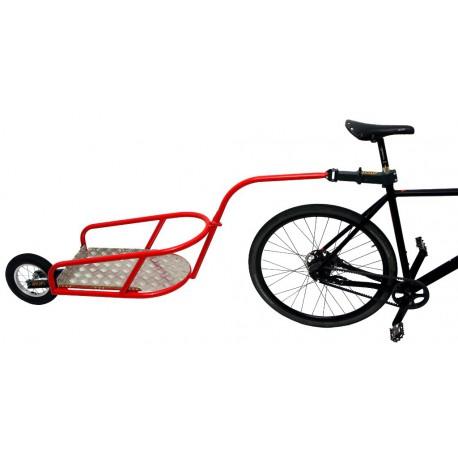 ATO-M Žeryk - nákladní vozík za kolo s přípojkou na sedlovku