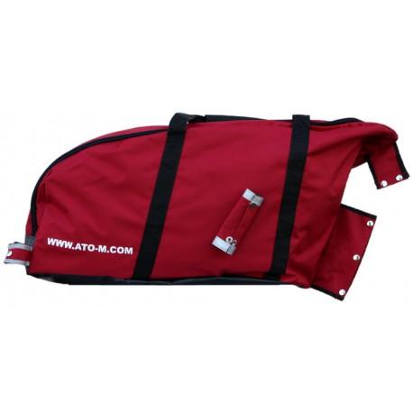 Taška ATO-M na vozík Žeryk - červená